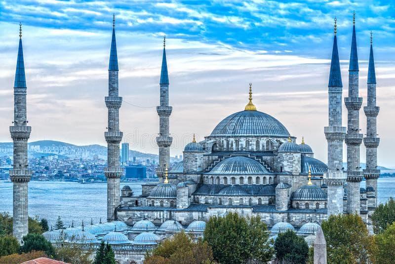 Blue Mosque Sultanahmet Istanbul