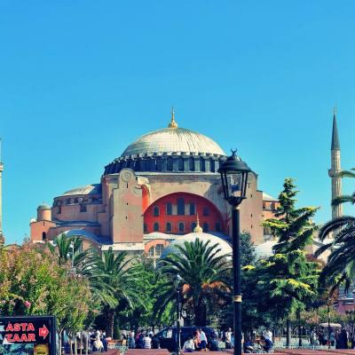 Byzantian & Ottoman Relics Tour