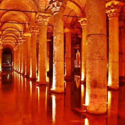 Byzantian Relics Tour Half Day Tour